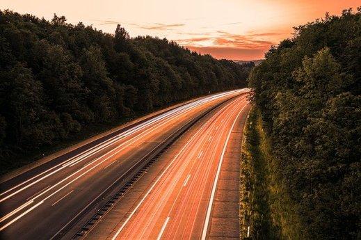 droga - Niemcy